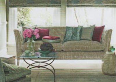 Meisterhaft gepolsterte Möbel von Ihrem Raumausstatter Wohnkultur Krause