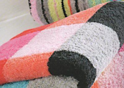 Pop Art Handtücher von Ihrem Raumausstatter Wohnkultur Krause