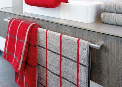 Edle Handtücher von Ihrem Raumausstatter Wohnkultur Krause